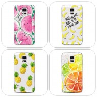 Coque Fruits exotiques Galaxy s5