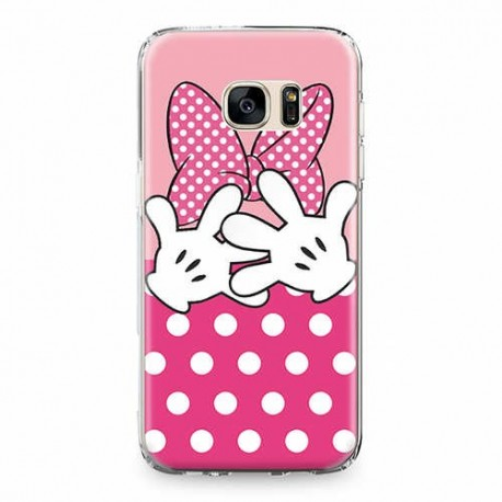 coque samsung galaxy s7 edge minnie