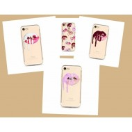 Coque Lèvres Kylie Jenner iPhone 7, 8