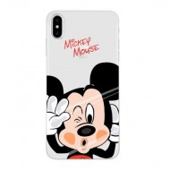 Coque Mickey Mouse iPhone X
