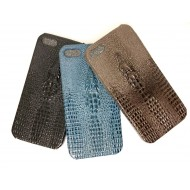 Coque protection crocodile en 3D iPhone 5, 5s, SE