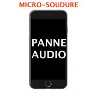 Panne audio micro-soudure - iPhone 7