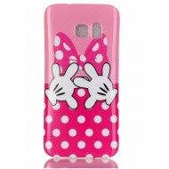 COQUE MICKEY MINNIE MOUSE GALAXY S7