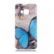 Coque Papillon HTC one M9