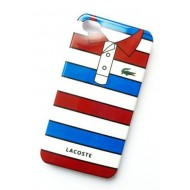 Coque de protection polo Lacoste plastique iphone 5, 5s, SE