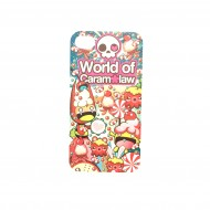 Coque World of Caramelaw iPhone 4, 4s