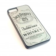 Coque de protection whisky Jack daniel's miroir iPhone 5, 5s, SE