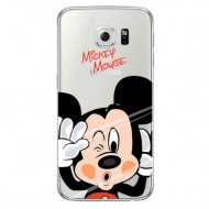 Coque Mickey mousse disney silicone samsung Galaxy s6